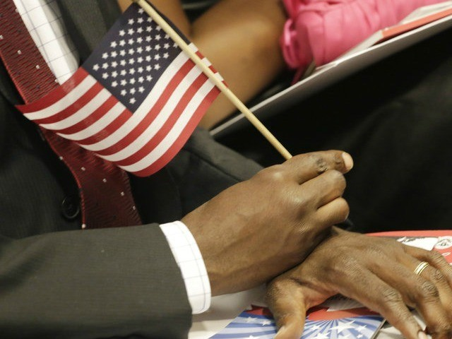 Barack Obama Pushes Immigrants To Become U.S. Citizens