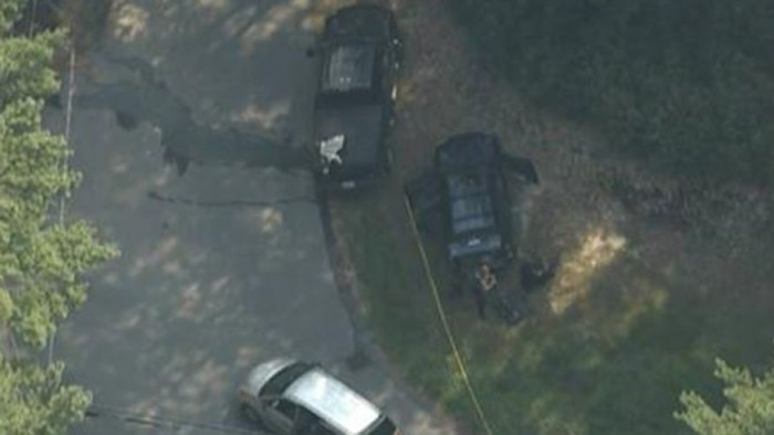 Suspect Sought After Shots Fired At Massachusetts Police Cruiser