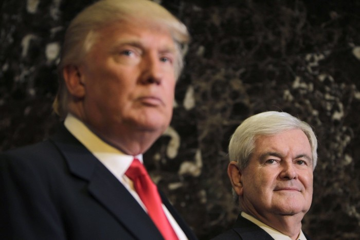Newt Gingrich Defends Donald Trump: 'Trump Can Make America Great Again' [Video]
