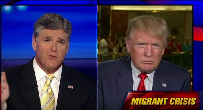 Trump On Refugees: 'America Has Too Many Problems' To Take In Any Muslim Refugees'  [Video]