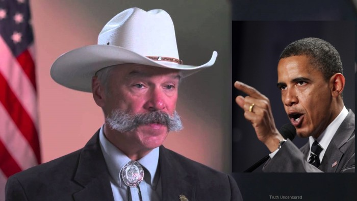 "Head Of National Sheriffs' Association Issues Severe Warning To Obama… ""If You Don't, We Will…"""