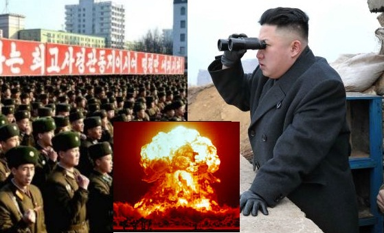 North Korea Threatens The United States With Nuclear War