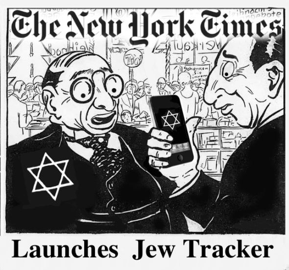 New York Times launches Congress Jew tracker