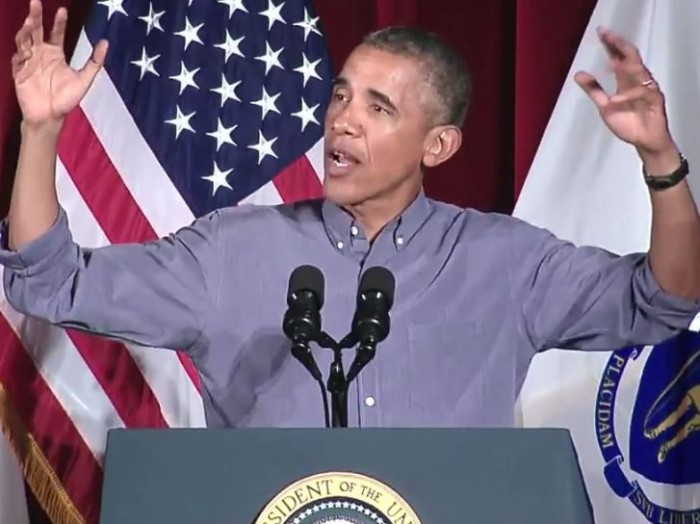 Obama Bashes Republicans And Unveils Executive Order For More Paid Sick Leave [Video]