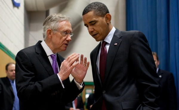 Harry Reid Plans To Prevent Senate Vote On Obama's Iran Nuclear Deal