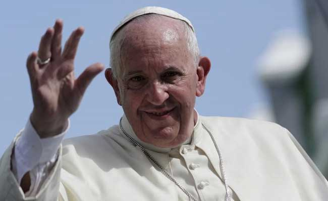 Cheap Shot- Gun Rights Targeted By Pope Francis In Address To US Congress