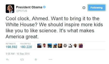 potus-extends-an-invite-to-ahmed-on-twitter