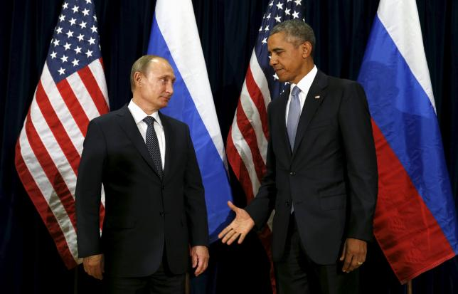 Obama Has Turned Putin Into The World's Most Powerful Leader
