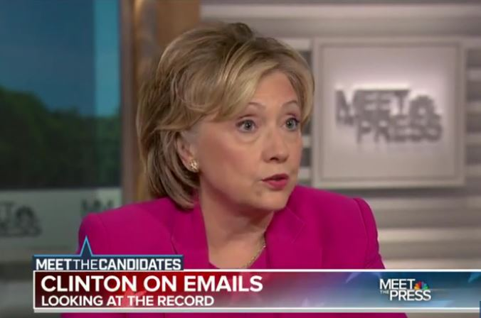 Hillary Clinton On Server Scandal: 'I've Been As Transparent As Possible' [Video]