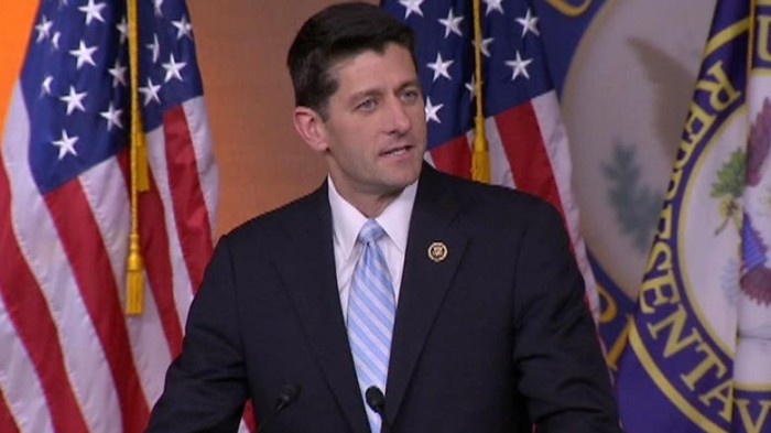 Paul Ryan Will Run For House Speaker If Conservative Colleagues Stop Being A 'Problem'