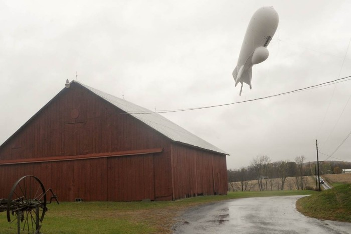 Fighter Jets Scrambled When Billion-Dollar Military Blimp Broke Lose [Video]