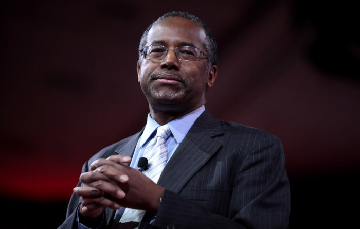 "Ben Carson To Congress: 'Exercise Your Authority Or Be Run Over!"" [Video]"