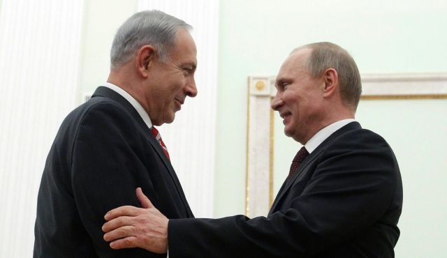 Guess Who's Helping Russia With Its Military Offensive Against ISIS