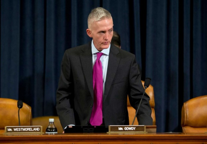Benghazi Select – Gowdy's Passionate Opening Speech ENTIRE