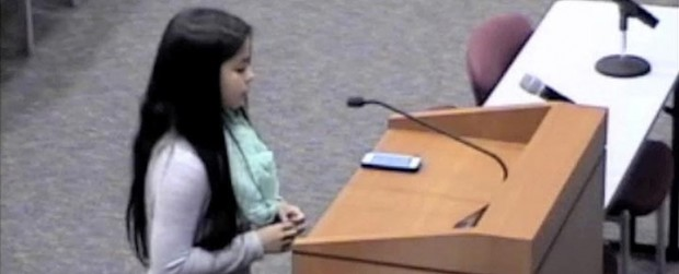 7th Grader Testifies: 'Teacher FORCED Students To Say God Is Not Real Or FAIL' (Video)