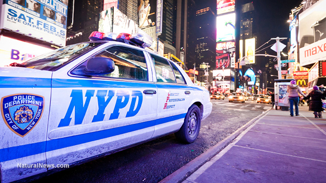 NYC To Let The UN Run It's Police Force
