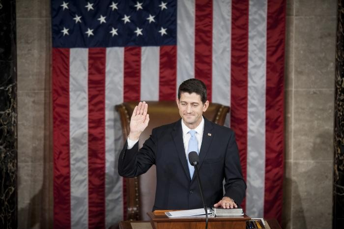 'No More Favors For The Few'- New House Speaker Paul Ryan's Promise (Video)