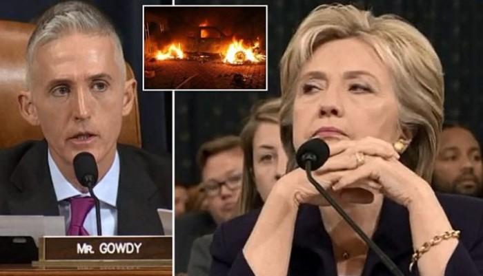 Trey Gowdy's Benghazi Hearing Blunder