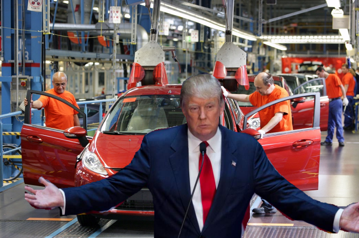 Donald Trump Successfully Pressures Ford To Move Mexican Plant To Ohio [Video]