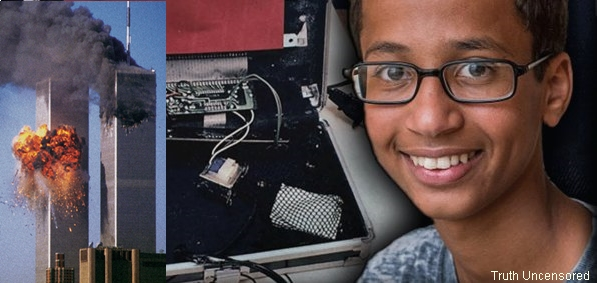 Muslim 'Clock-Boy' Dad Pushes 9/11 Conspiracy Theories: 'A US Hoax' [Video]