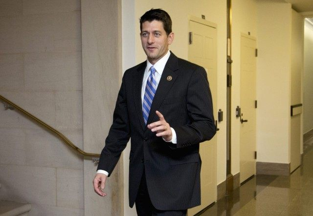 Paul Ryan Silent After GOP Establishment And Obama Agree On Two-Year Budget
