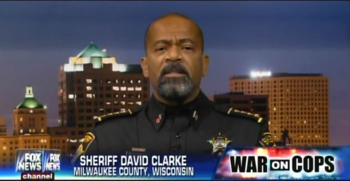 Sheriff Clarke SLAMS Obama: 'Lacks Courage To Be Honest With Black Community' [Video]