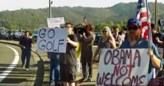 Oregon College Shooting Town Had A Special Welcome For President Obama [Video]