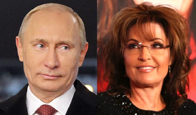Sarah Palin Was 100% Correct! Guess Where Putin Is Building Military Bases…
