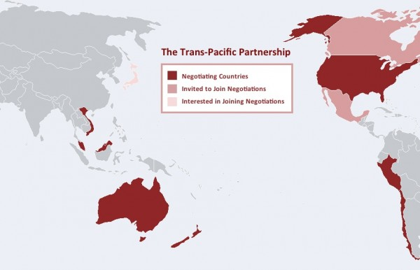 Pacific-Rim Nations Led By US Agree To Historic Trade Accord