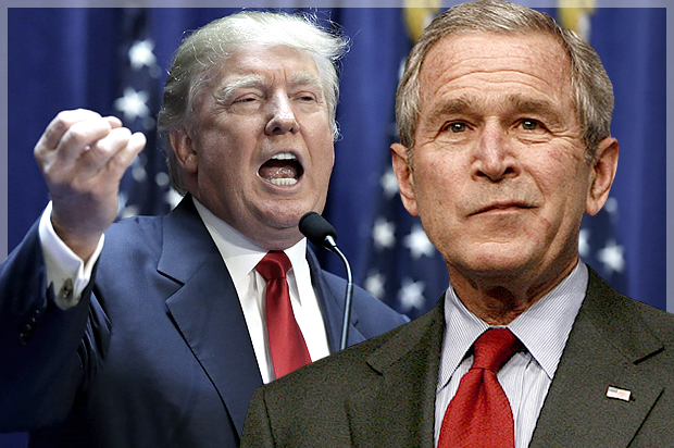 Trump Doubles Down On Bush 9/11 Remarks:  'They Did Know It Was Coming'