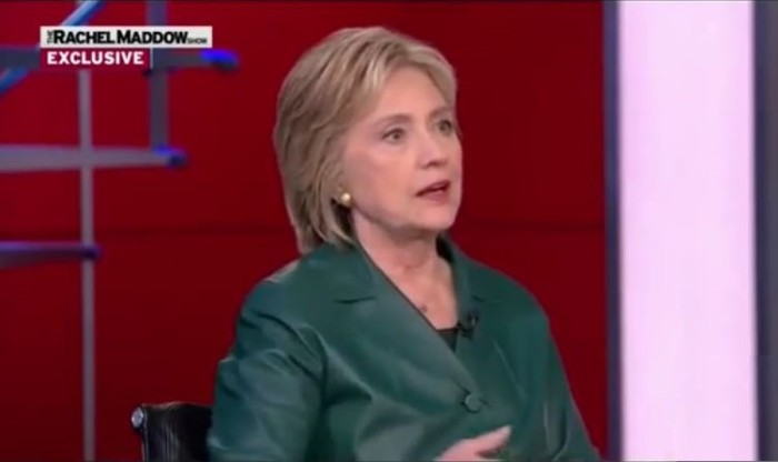 Clinton: 'Republicans Lying – Veterans Are Happy With Their Medical Treatment' (Video)