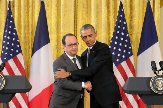 Obama: Paris Climate Summit Will Be 'Powerful Rebuke' To Terrorists (Video)