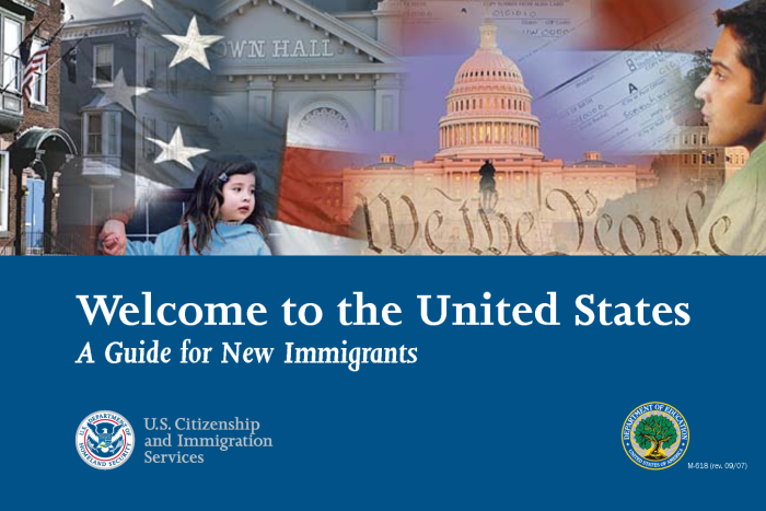 Feds' 'Welcome' Guide For New Immigrants Advises On Public Benefits… In 14 Different Languages