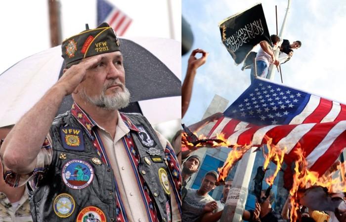 Muslim Brotherhood CAIR Has Float In Veterans Day Parade!