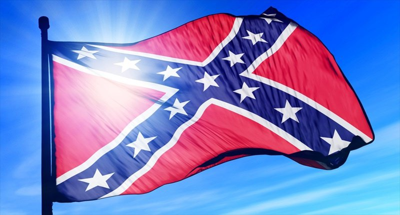 Confederate-flag-waving-on-the-wind-Shutterstock-800x430