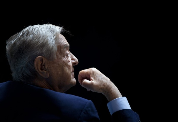Soros Admits DIRECT INVOLVEMENT In Migrant Crisis: 'National Borders Are The Obstacle'