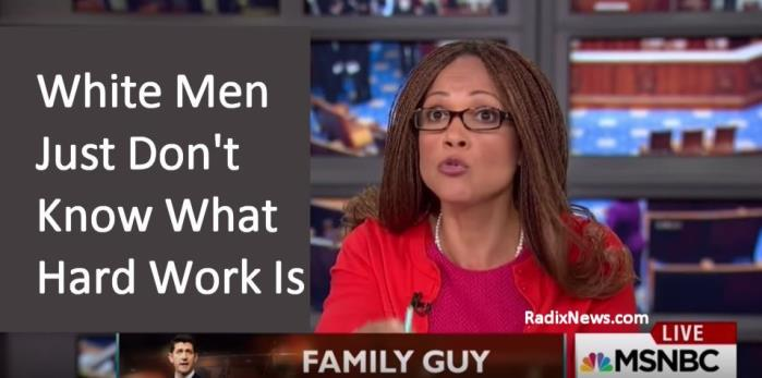Melissa Harris-Perry: Be 'Super Careful' About Saying 'Hard Worker' Because It Demeans Slaves' (Video)