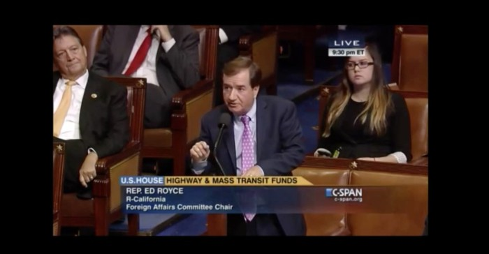 House Votes Down Measure That Would Block Iran From Receiving Taxpayer-Backed Subsidies (Video)