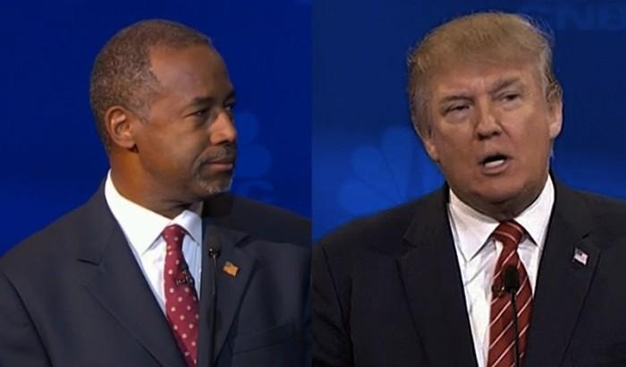 Donald Trump Calls Controversy Swirling Around Ben Carson 'Very Strange' (Video)