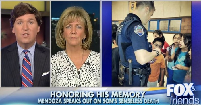 Mother Of Officer Killed By Illegal Reached Out To Obama And Got Upsetting Response (Video)