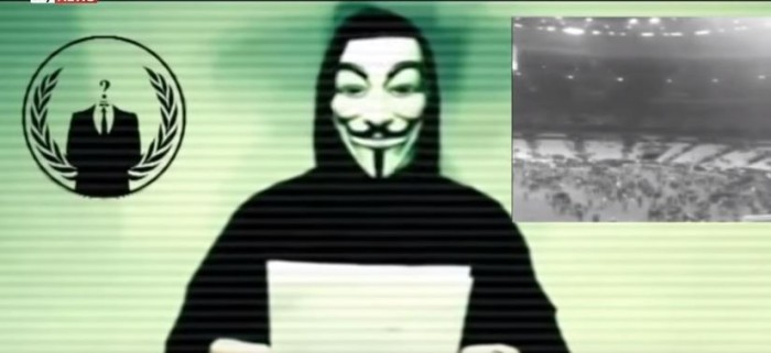 'Anonymous Will Hunt You Down!' Hacktivists Declare 'TOTAL WAR' On ISIS After Paris Attacks (Video)