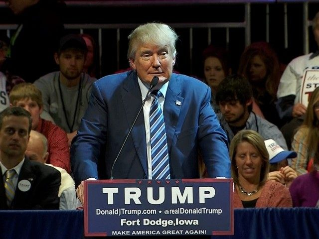 Trump: Carson 'Pathological,' Iowa Voters 'Stupid,' Vows To 'Bomb The Sh*t Out of ISIS (Video)'