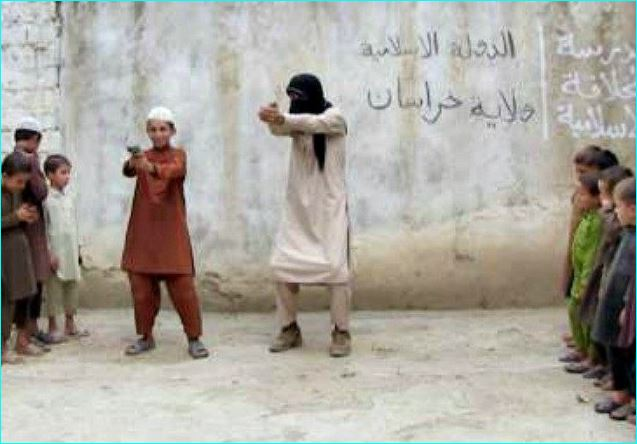 Frontline Report Proves Obama Wrong: ISIS Training 3-Year-Olds For Jihad