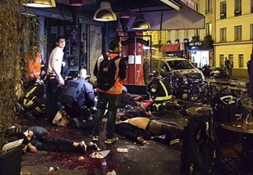 Female Suicide Bomber In Paris Blew Herself Up As Police Closed In