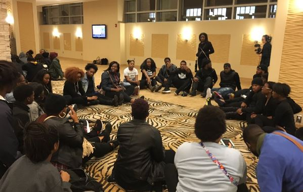Black Student Protesters Told White Student Supporters To LEAVE: 'We Need Black Only Healing Space'