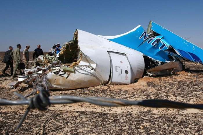 Homeland Security Confident ISIS Bomb Downed Russian Airliner (Video)