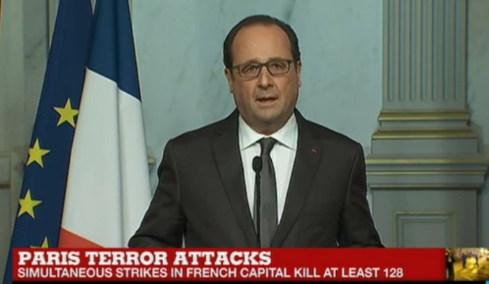 French President: 'This Is An Act Of WAR By ISIS Planned From Outside!' (Video)