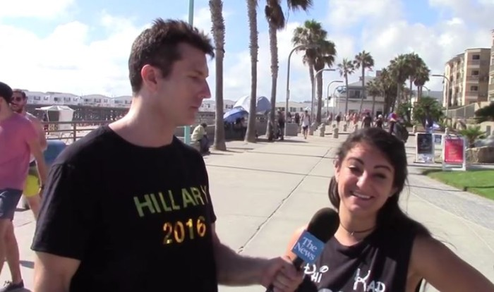 "Hillary Clinton Supporters Endorse ""White Privilege Tax"" on All WHITE PEOPLE'S Income! TAX WHITEY (Video)"