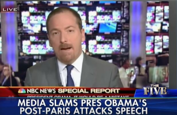 """Media SLAMS Obama's Post-Paris Attack Speech: """"He Has No Strategy, He's Completely CLUELESS"""" (Video)"""