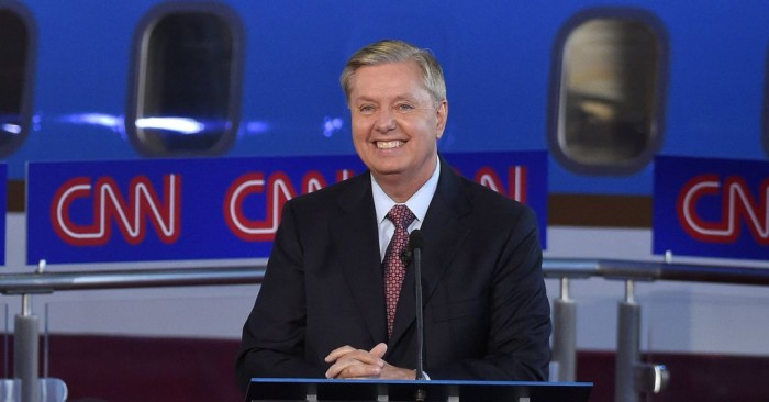 Lindsey Graham Drops Out Of 2016 Presidential Race (Video)